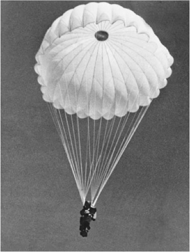 Parachutes From Circus Beginnings To Wedding Dresses