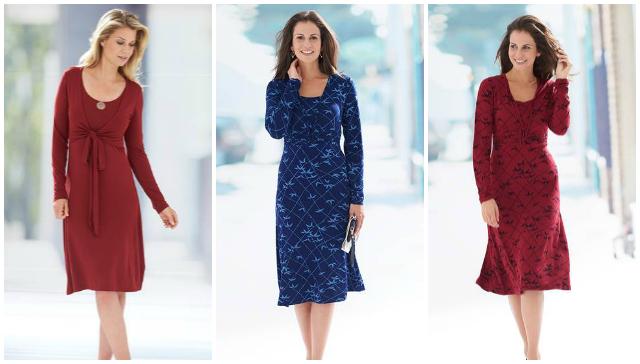 AW16 dresses