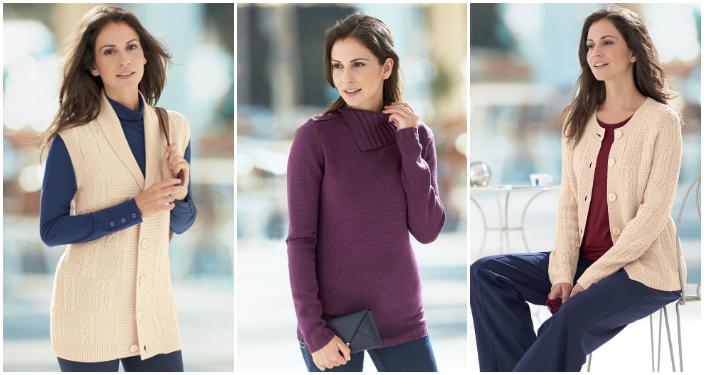 Patra merino knitwear