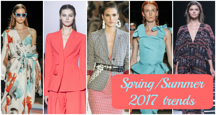 Spring Summer 2017 Global Fashion Trends Patra