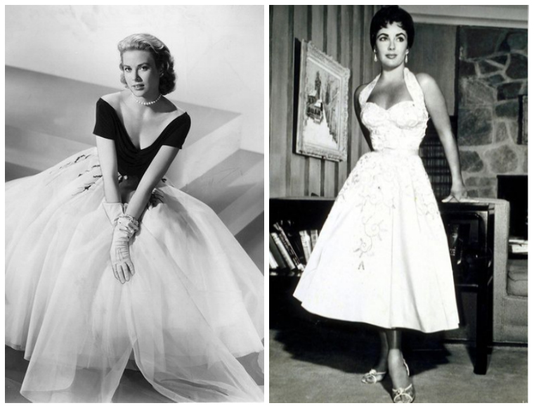 fashion from the 1950s