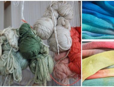 types of silk