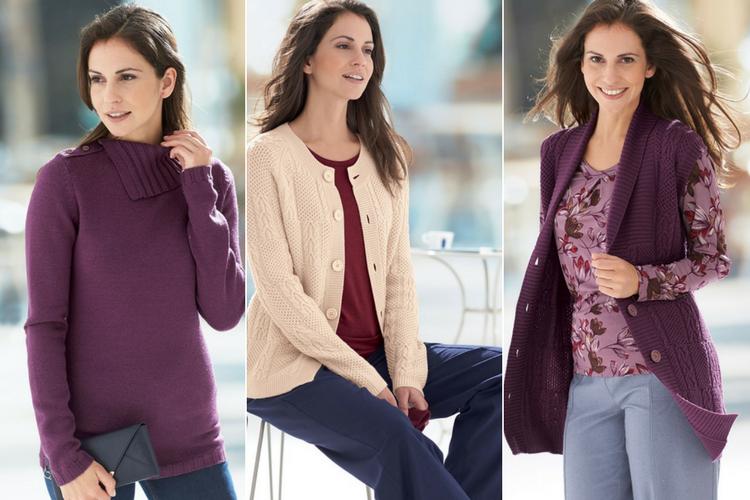 Merino knits