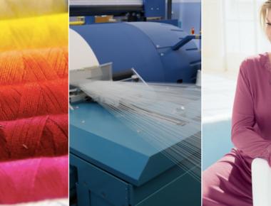 Patra yarn manufacturing