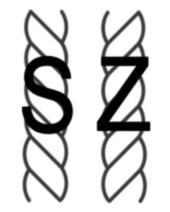 twisting yarn