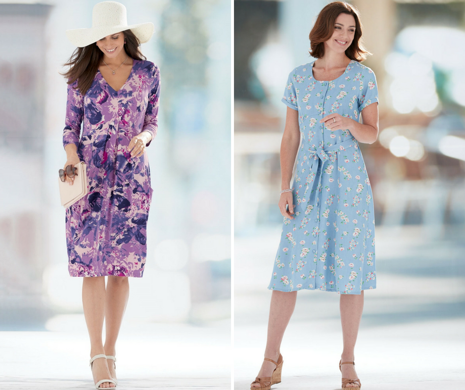 Jersey and Tencel Summer dresses