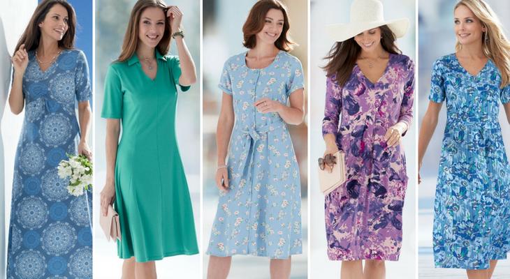 Patra summer dresses