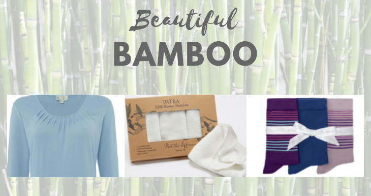 Bamboo clothing and accessories