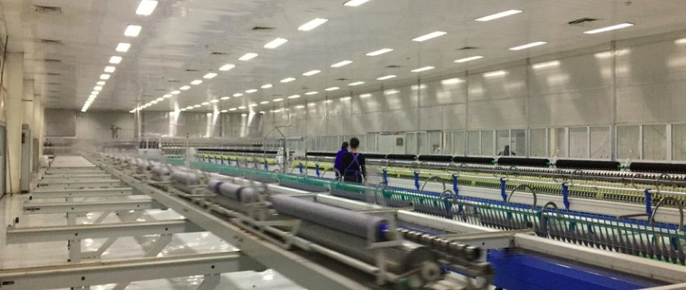 cashmere production