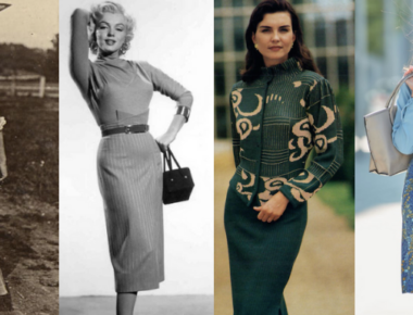 The history and origins of the pencil skirt