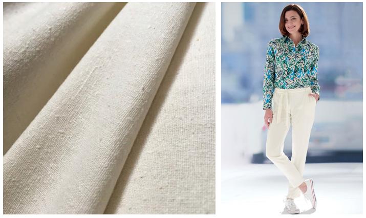 what is noil silk?