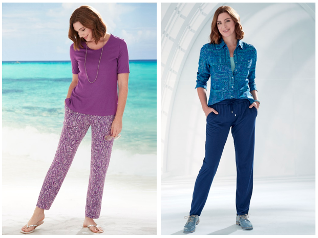 Jersey Trousers for women