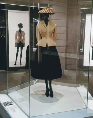 Dior's A-line and H-line skirts