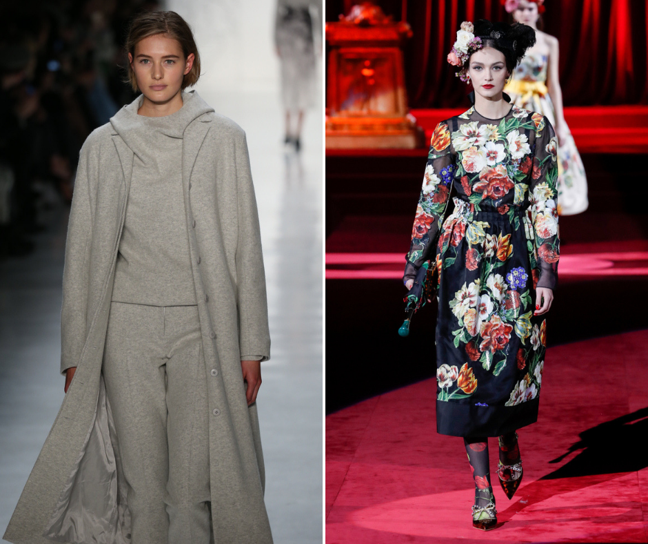 AW19 colour clash trends
