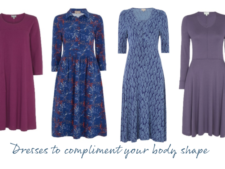Dresses to flatter your body shape