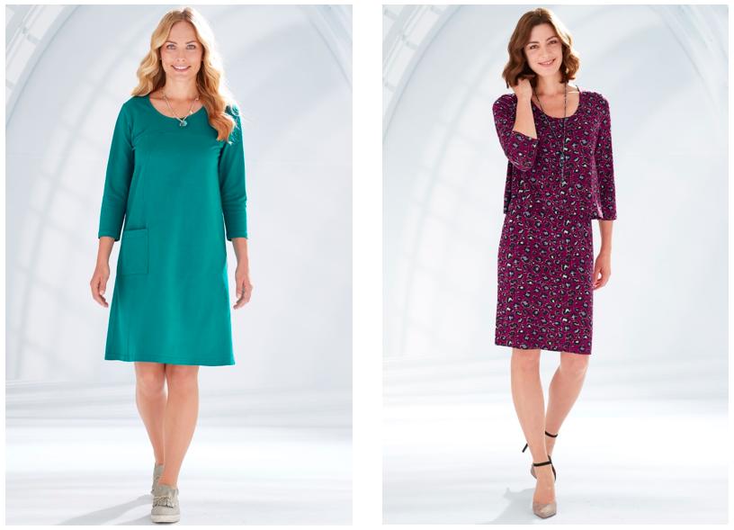 Dresses for Apple shapes