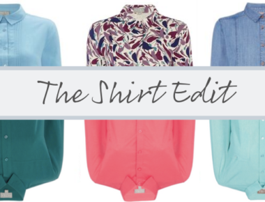 The Shirt Edit | Patra