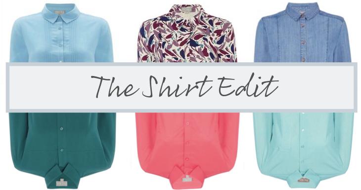 The Shirt Edit   Patra