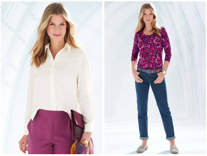 fashion essentials for mature women