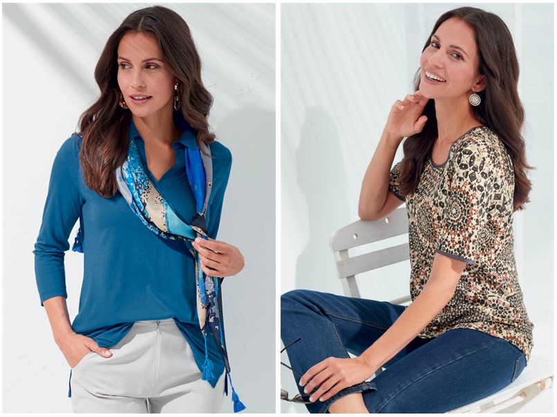natural fabrics for mature women