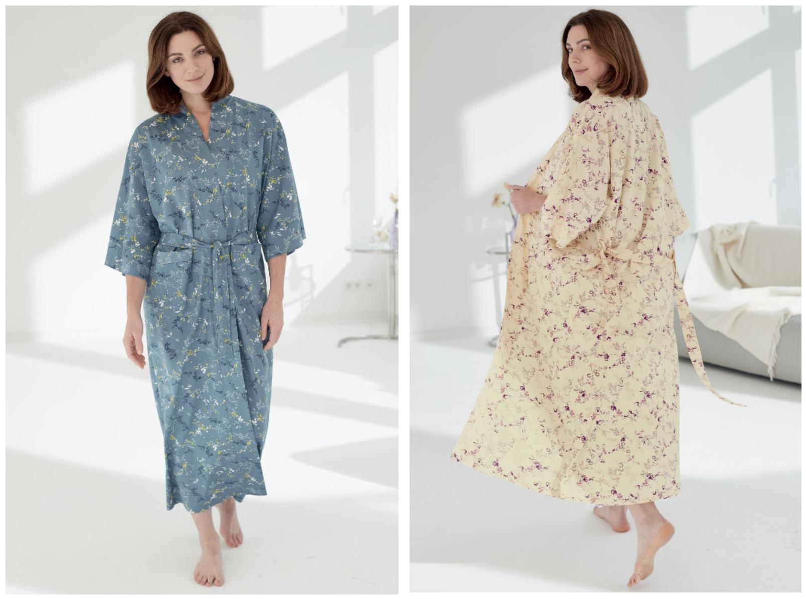 Patra's modern take on the Kimono