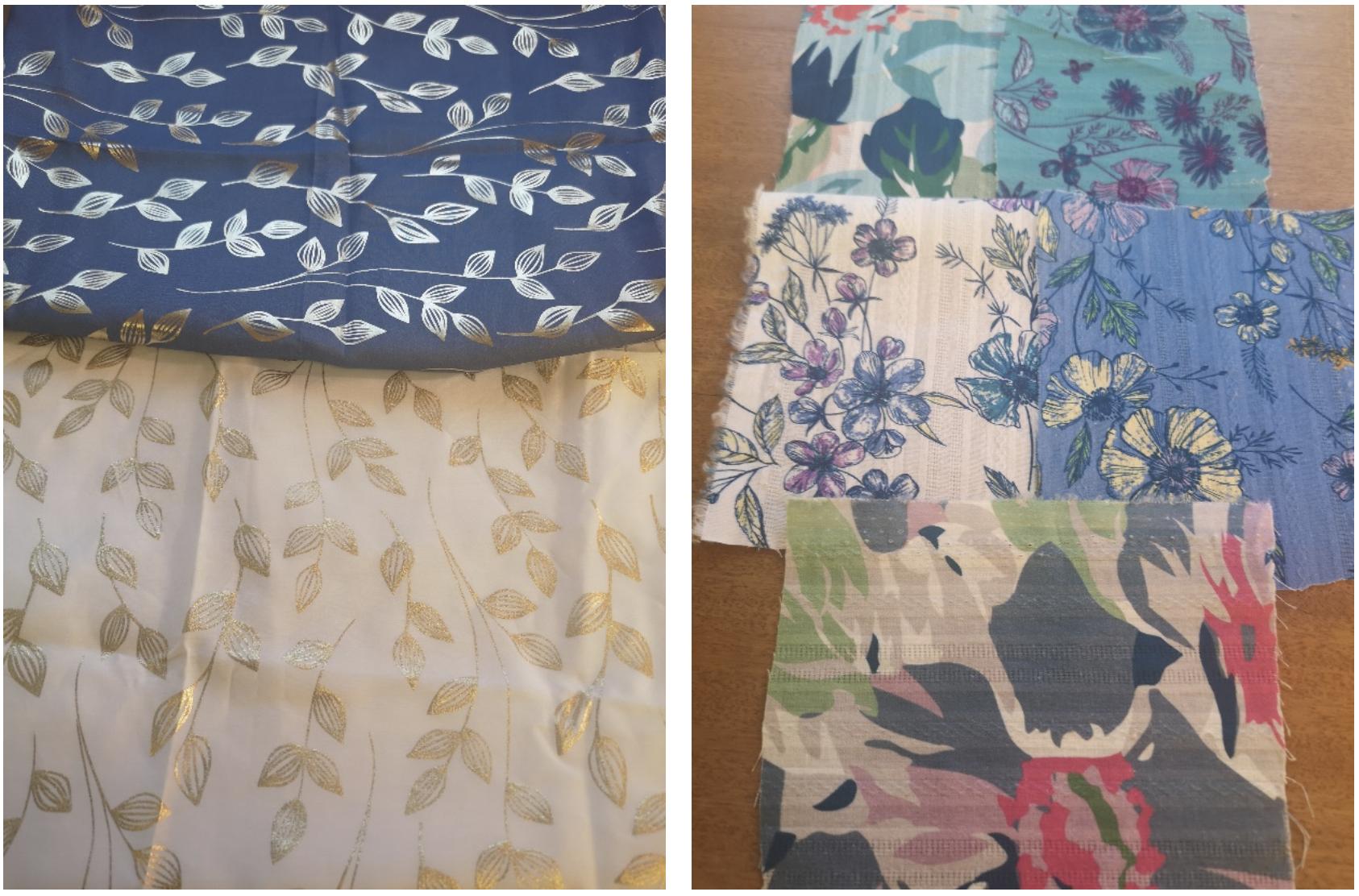 Patra print samples