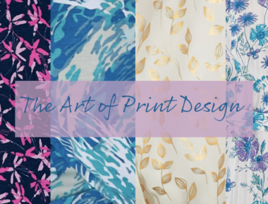 The art of print design