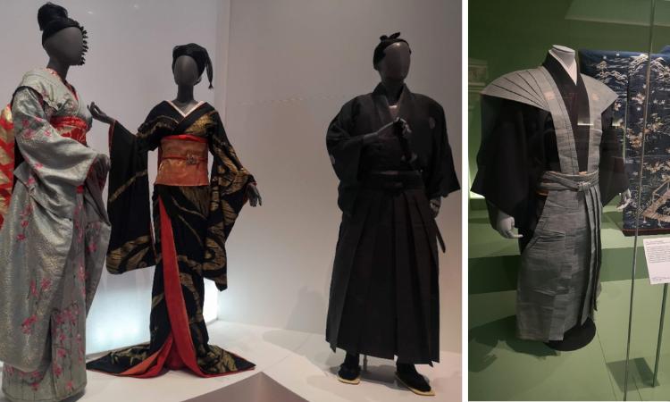 The history of the Kimono