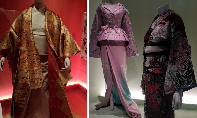 Kimonos at the V&A