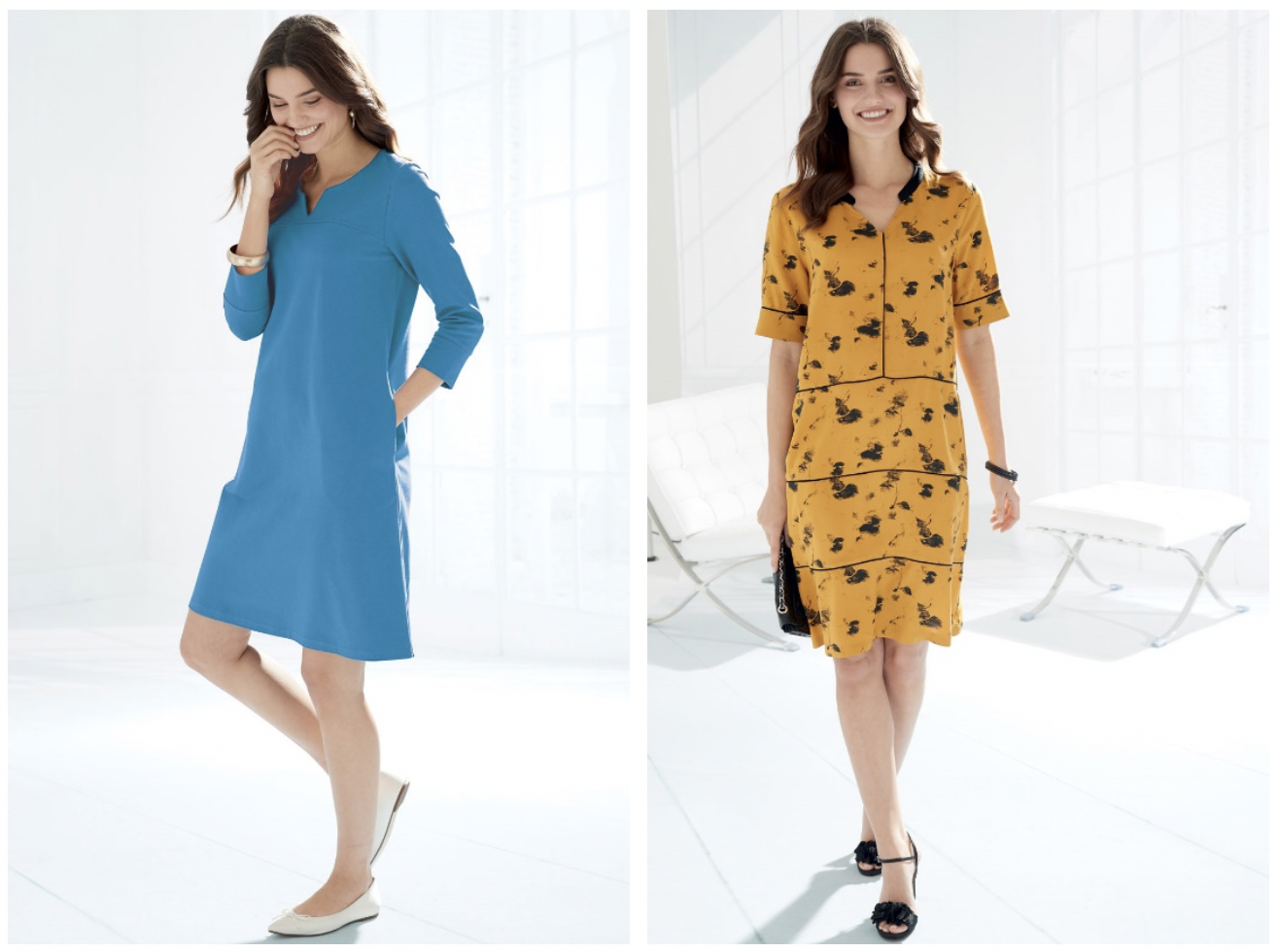 dresses for petites