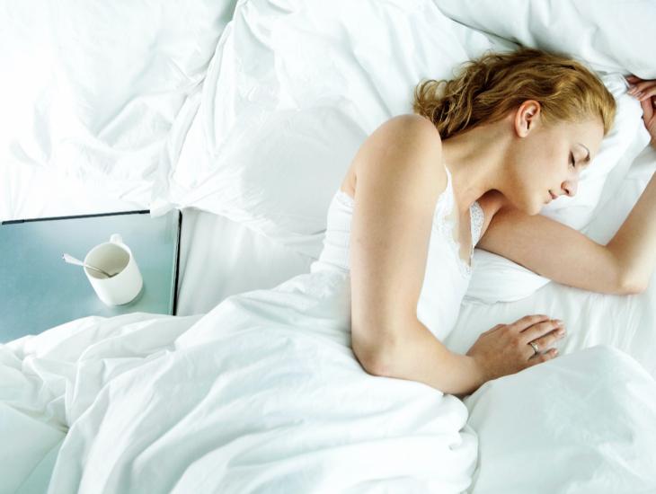 Tips for a good night's sleep