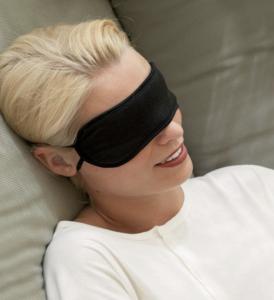 Eye masks for better sleep