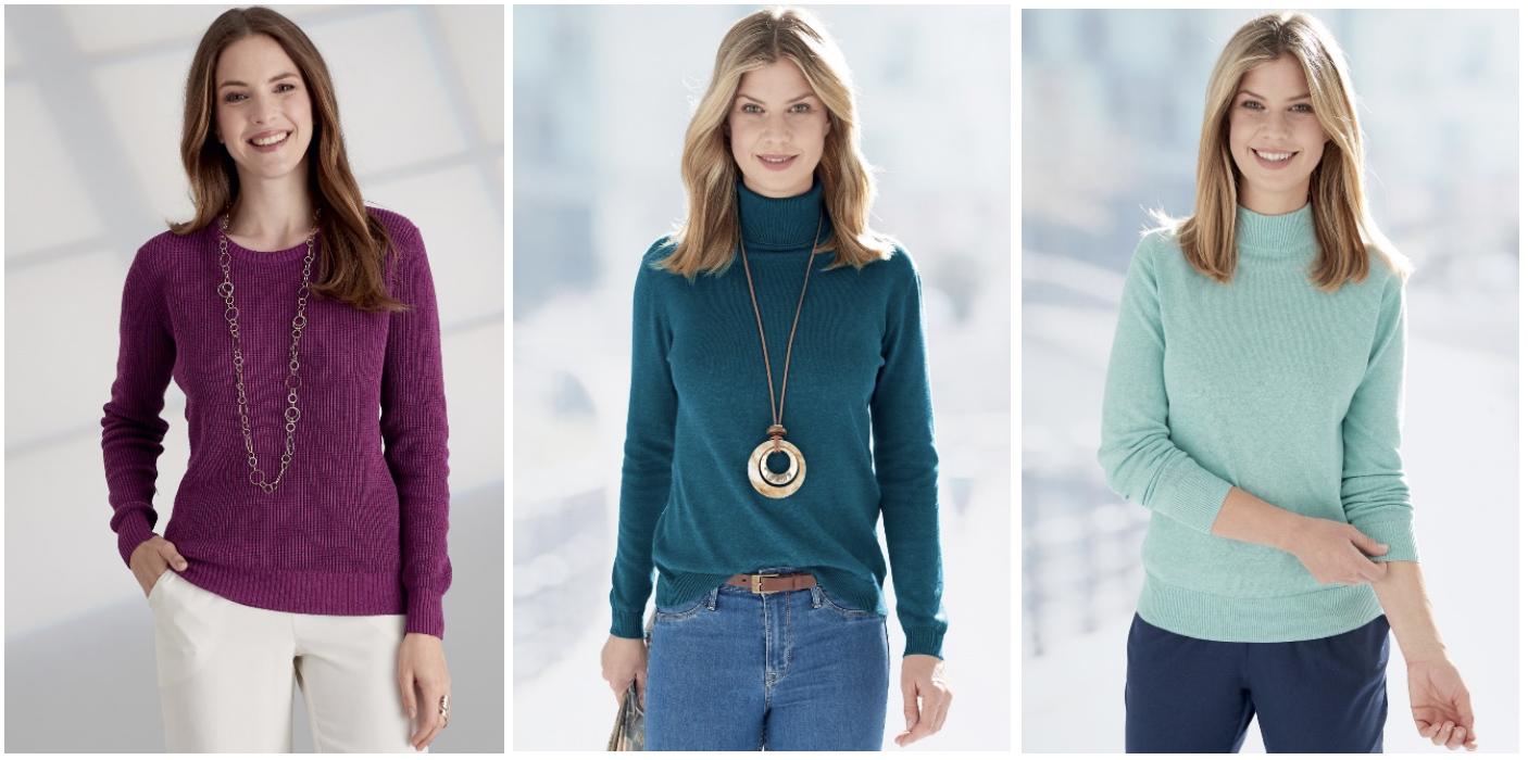 Cotton knits