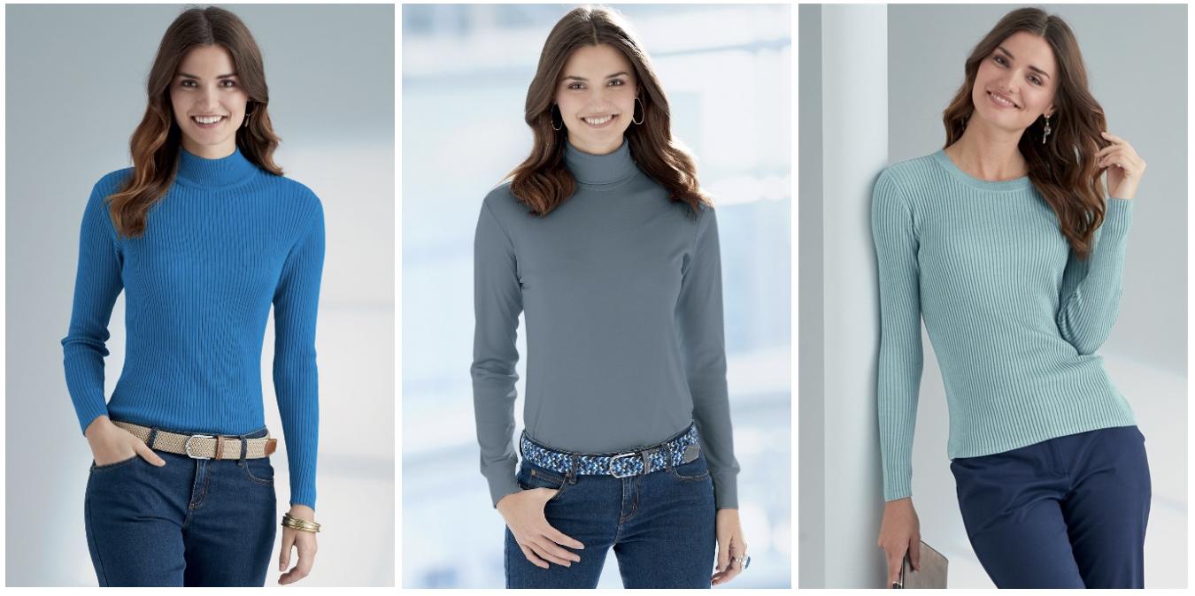 Silk knitwear for winter 2020