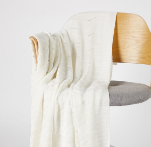 Wrap up in a Patra Bamboo blanket
