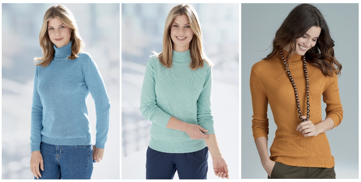 Cosy knits