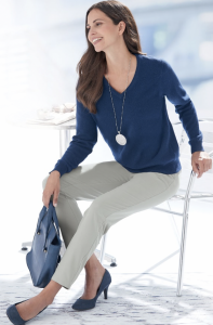 Elegant and warm cashmere
