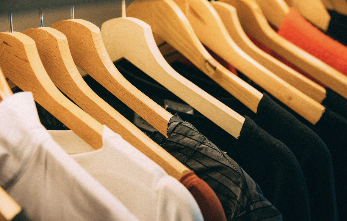The best ways to store clothes
