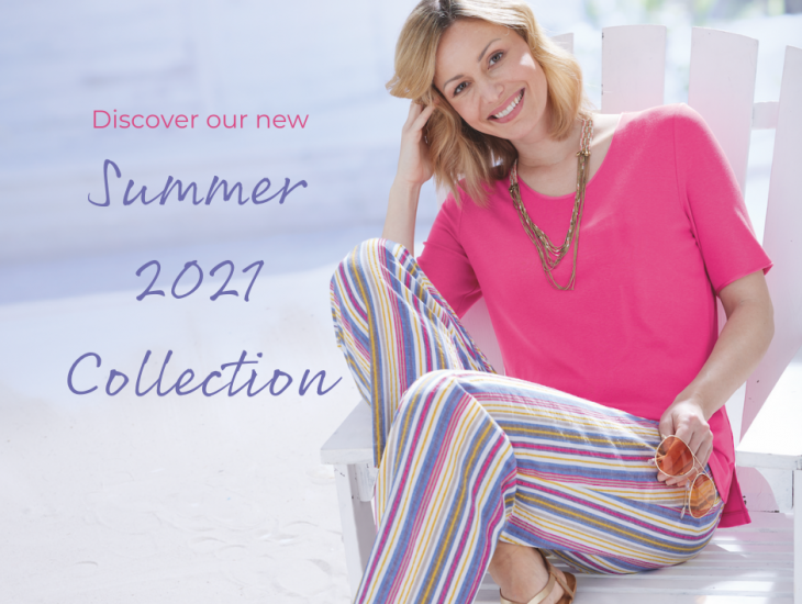 Discover our new summer 2021 collection
