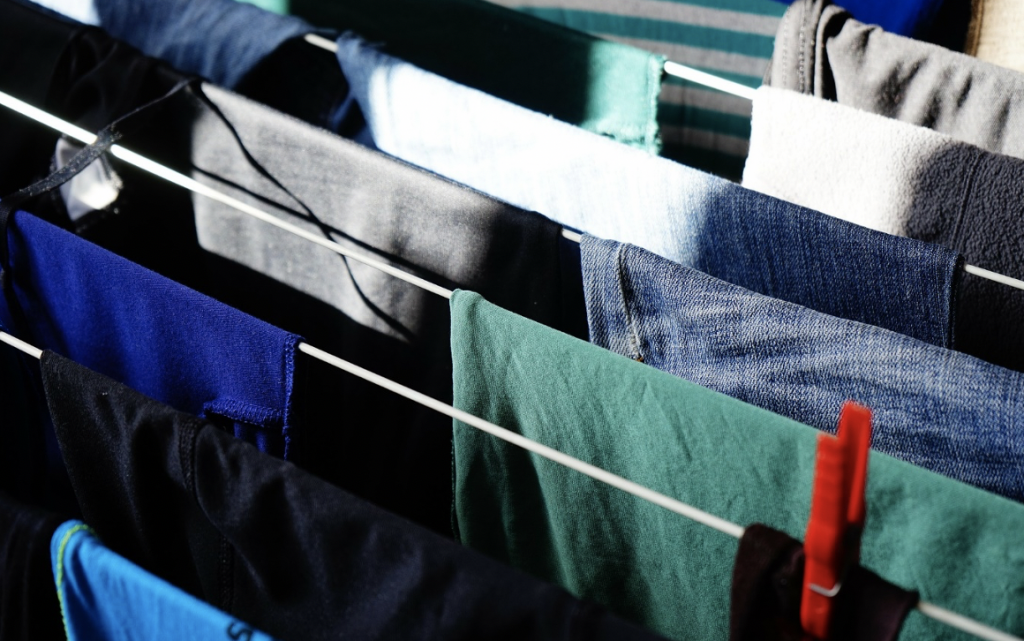 Washing your clothes with care