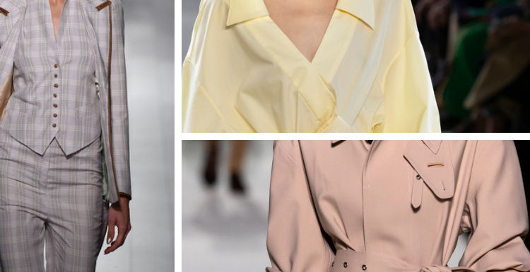 Relaxed Suit Trends for AW 2021
