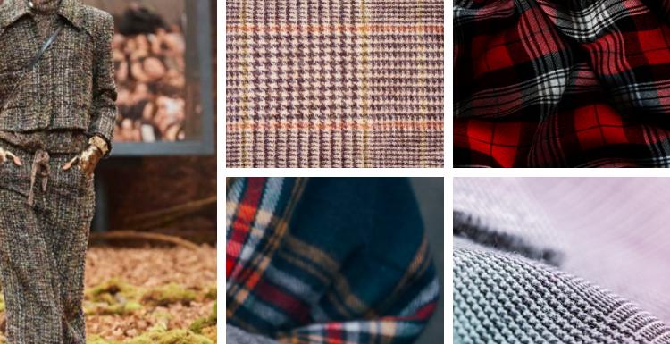 Autumn/Winter 2021 Plaid, Checks and Tartan styles