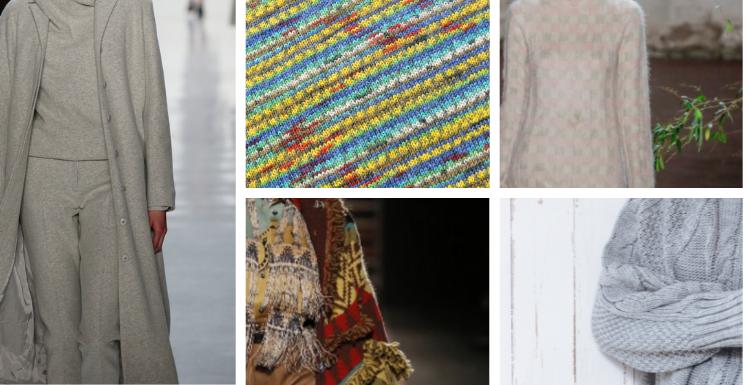 Knitwear trends for Autumn/Winter
